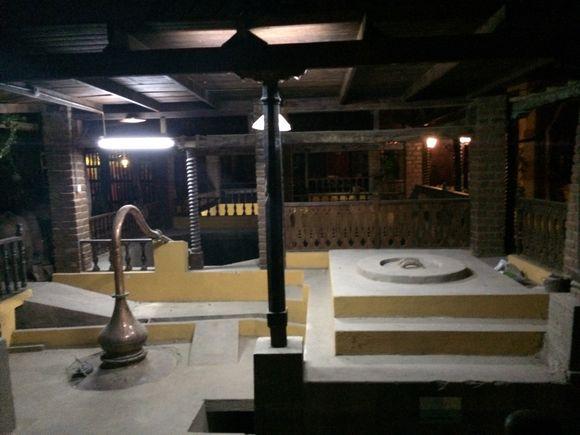El Carmello Peru hotel distillery restaurant2