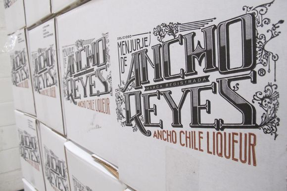 Ancho reyes boxes
