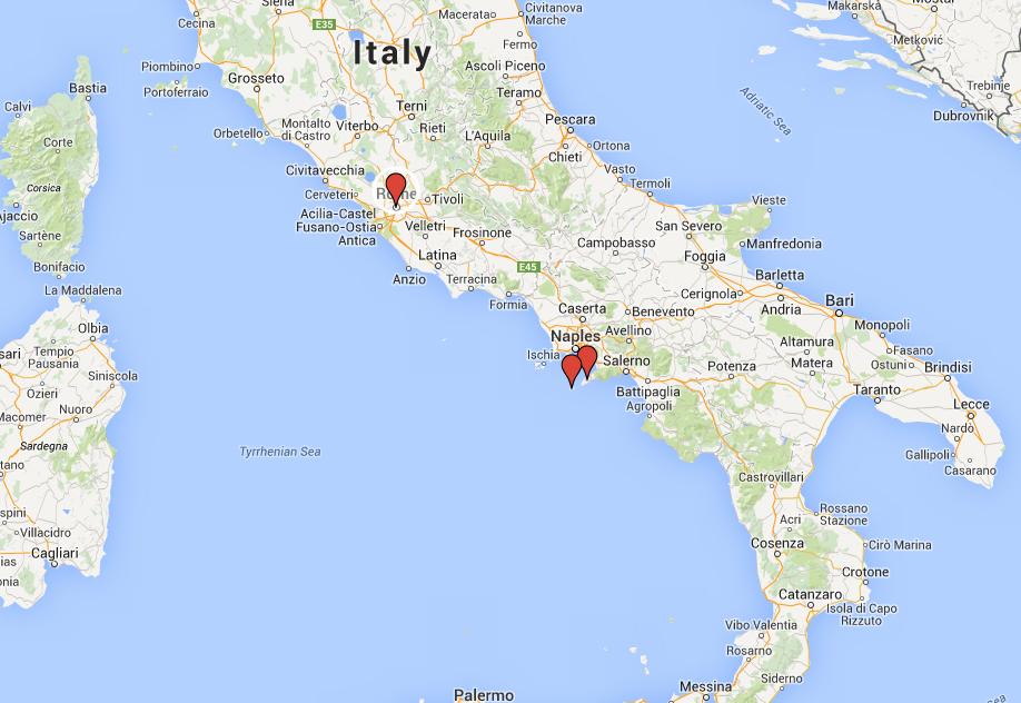 Distillery Visit Limoncello Di Capri in Italy Alcademics