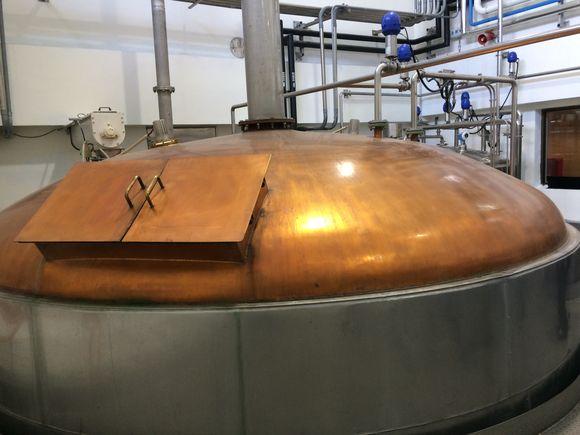 Kavan Whisky Taiwain fermentation 5