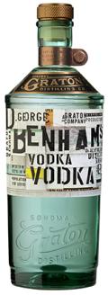 D. George Benham's Vodka Vodka 72dpi