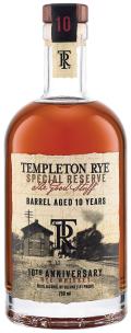 Templeton Rye 10 Year-2