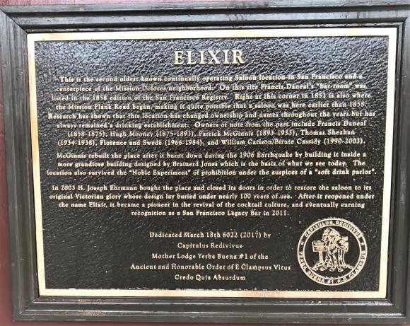 Elixi Plaque
