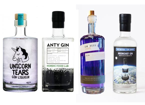 Stunt gins