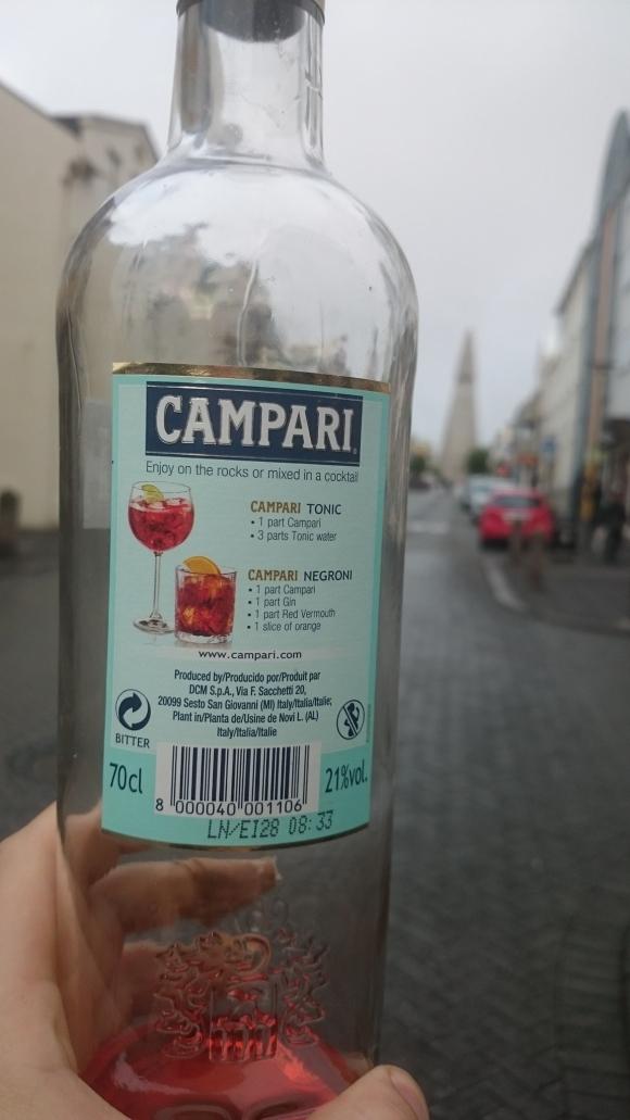Campari Iceland