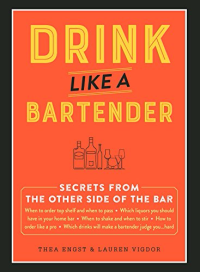Drink Like a Bartender Cover