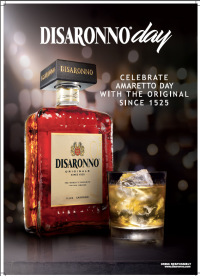 Disaronno day art
