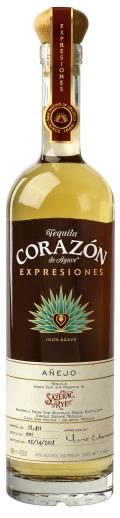 Expresiones Corazón_Saz Rye_Añejo_Bottle copy