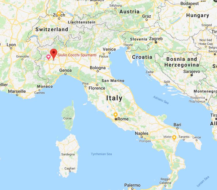 Cocchi map