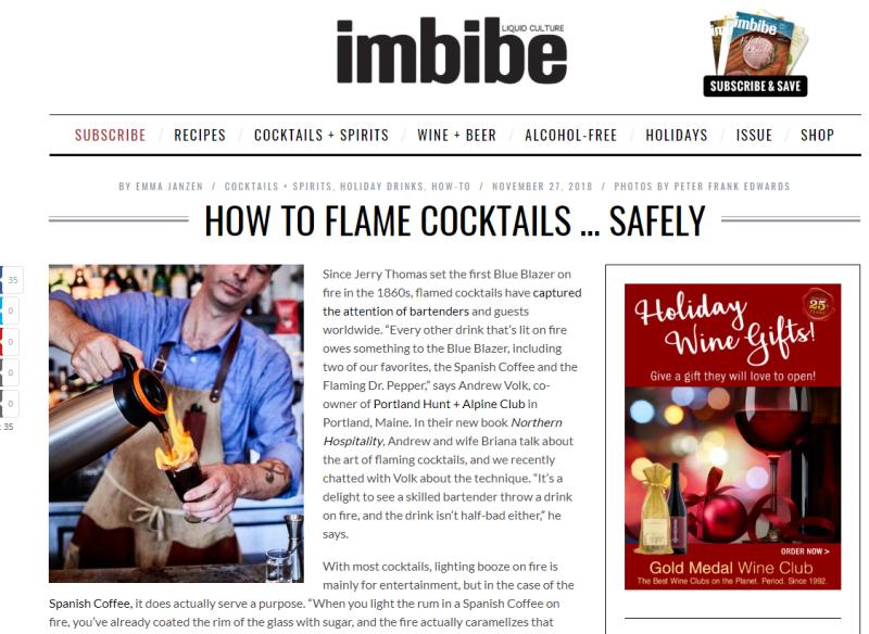 Mbibe flame