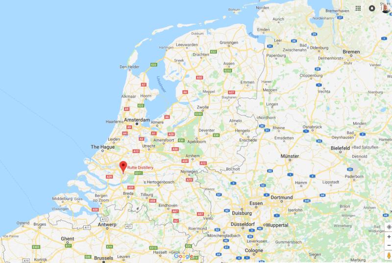 Rutte map