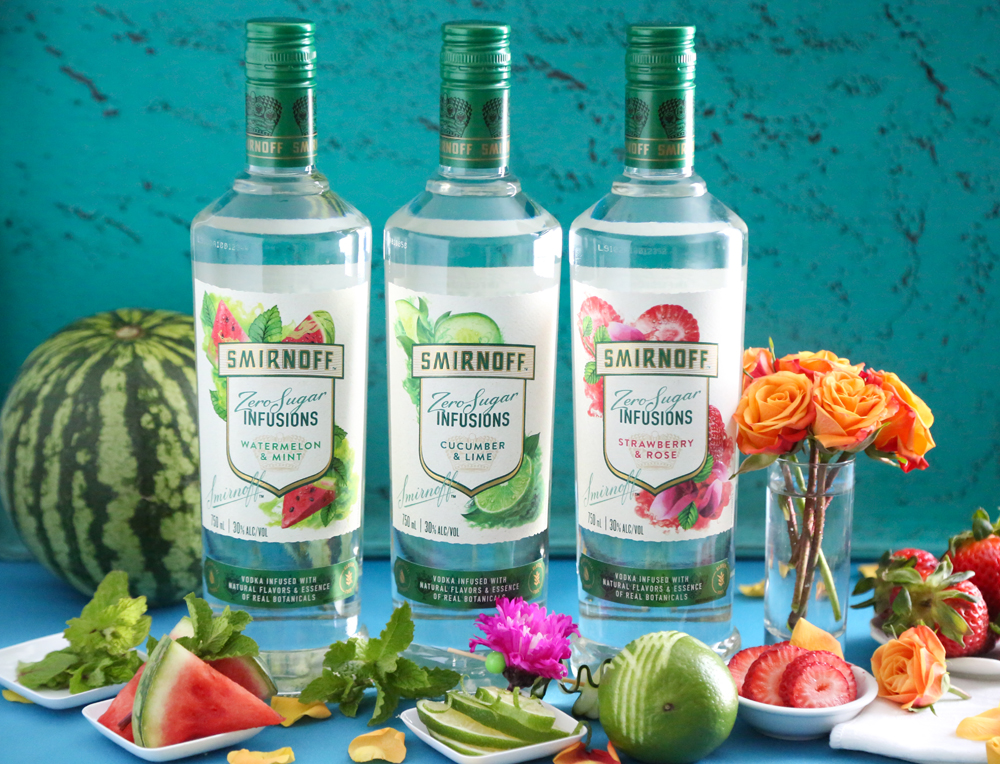 It's All in the Proof: Diet and Sugar Free Vodka - Alcademics