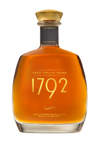 1792 12 Year Bottle-Front