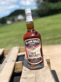 Blaum Bros Straight Rye Whiskey