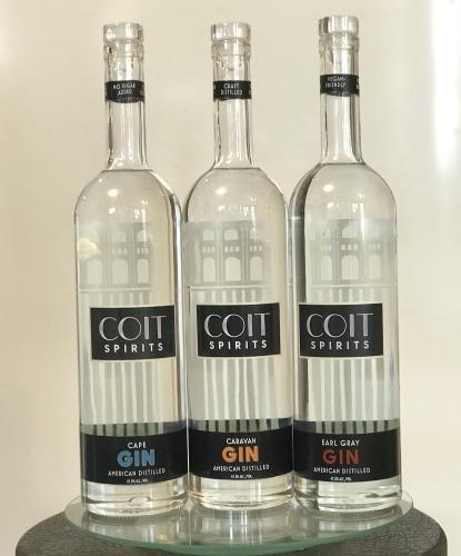 Coit spirits gins8