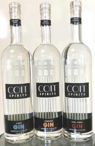 Coit spirits gins6