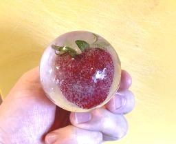 Strawberry ice ball 202026
