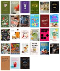 Cocktail Books Summer 2021