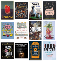 Late summer cocktail bookssquare